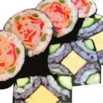 房総の太巻き祭り寿司